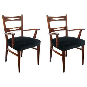 Paolo Buffa mid-20th century italian chair