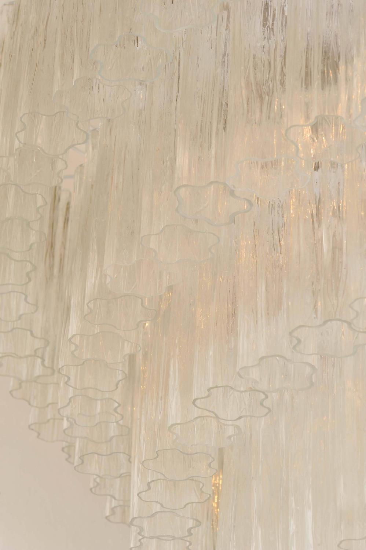 Large Murano chandelier